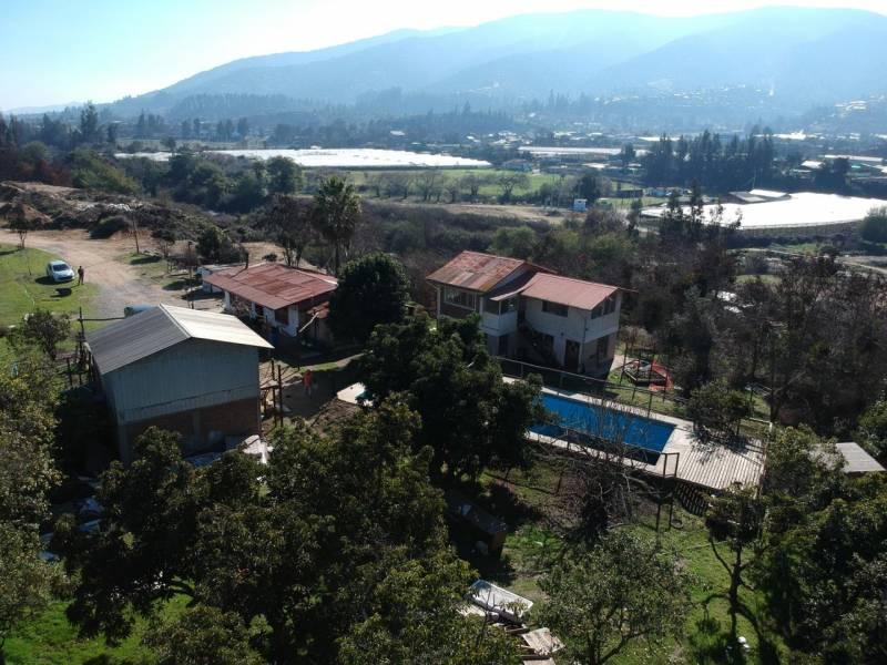 (483 V) OLMUE, EL REMANSO, PARCELA