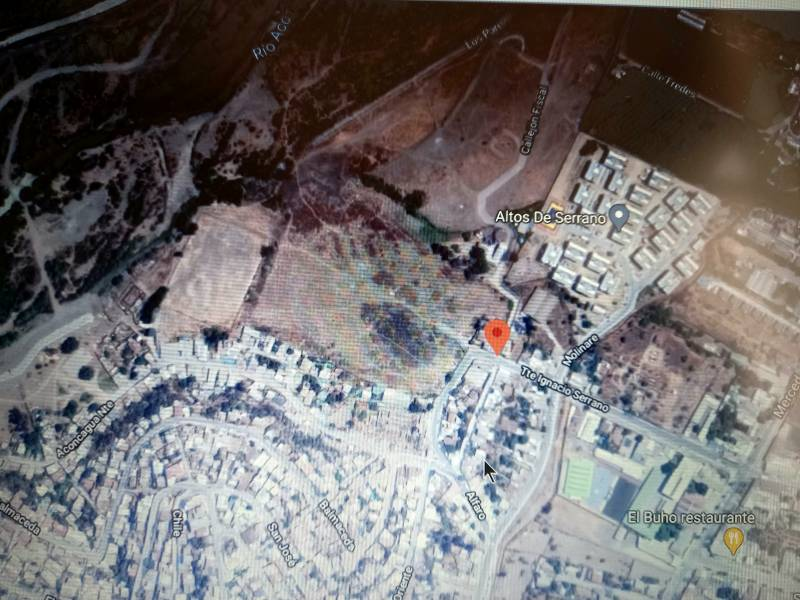 Terrenos inmobiliarios en centro de Quillota (4910493)