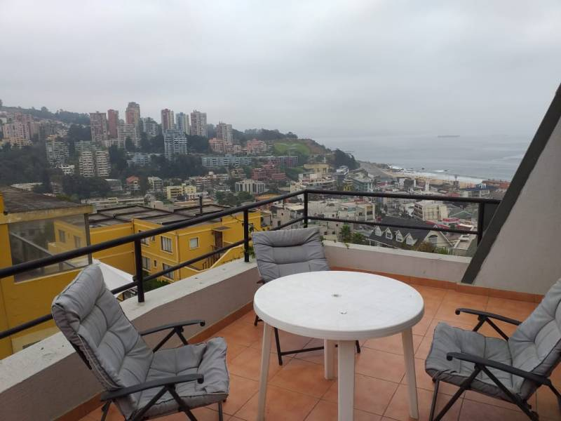 (1021 ) VIÑA DEL MAR, REÑACA, HOTEL EXCLUSIVO