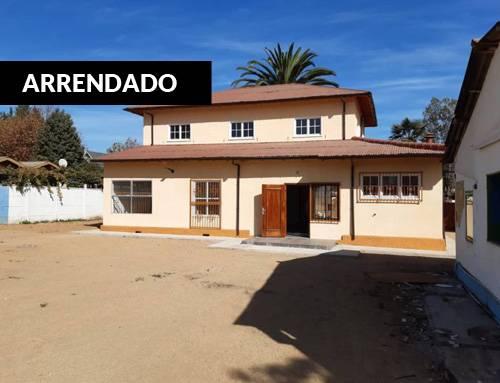 Arriendo casa comercial en Villa Alemana (4721470)