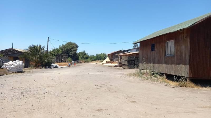 Vendo amplio terreno, suelo industria en Talca (4714120)
