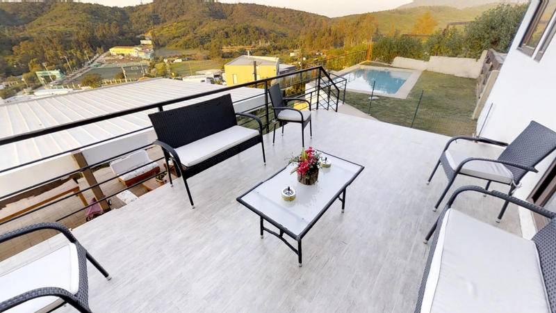 (152 V) Villa Alemana, Casa Rincón El Sol