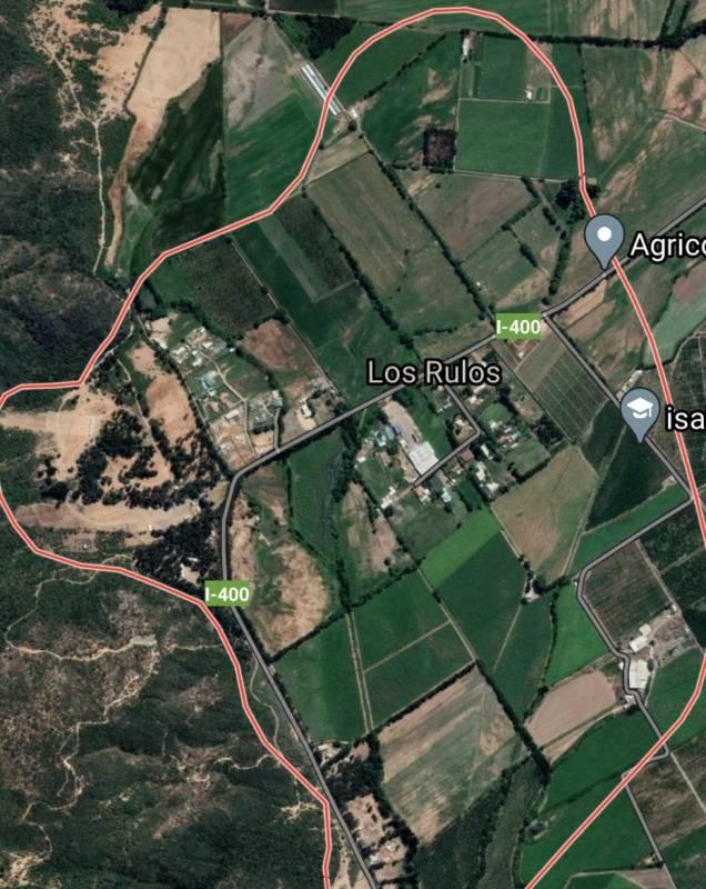 (2531) TERRENO SAN FERNANDO. REGIÓN OHIGGINS