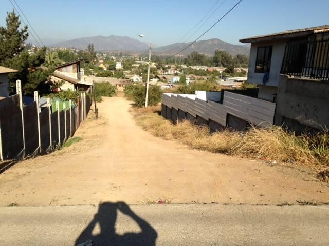(332 V) TERRENO, HUANHUALI - VILLA ALEMANA