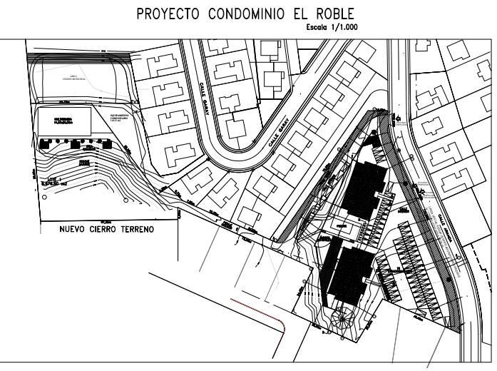 (455 V) Villa Alemana, Calle Aranda, Terreno.