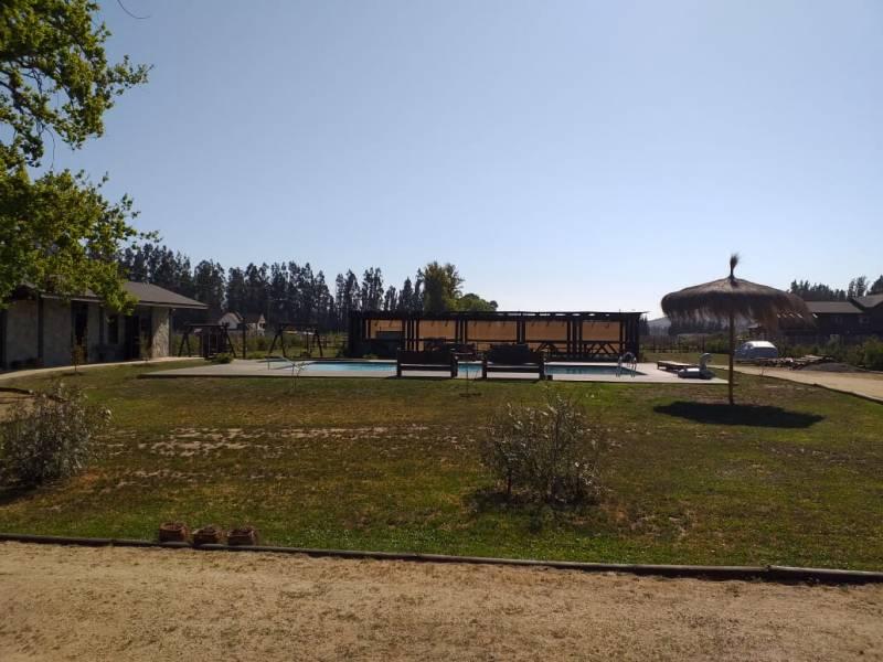 (388 V) LIMACHE, LOS LAURELES, PARCELA.