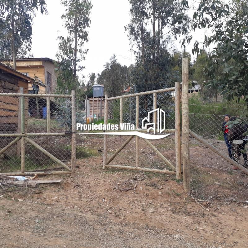 (386 V) Terreno La Canela, Puchuncaví