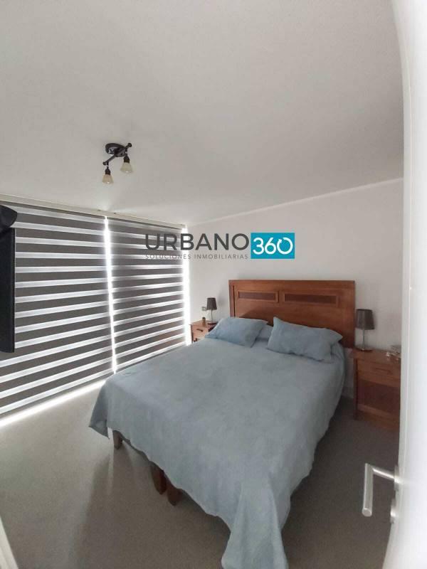 ARRIENDO, Depto. Ed. Vista Parque, Piso 22, 1 Baño
