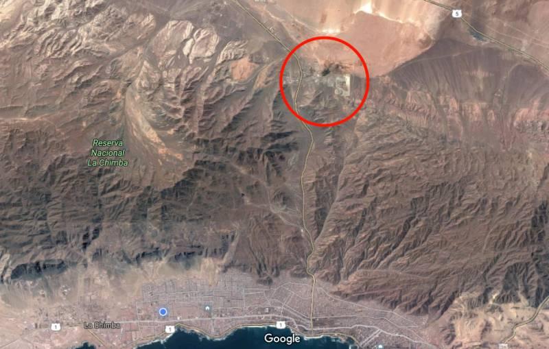 Terreno Industrial sector KM 12 a 10 min. de Antofagasta