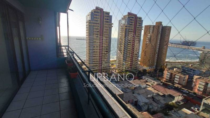 Depto. Torres del Parque, Piso 13, Sector Av. Brasil