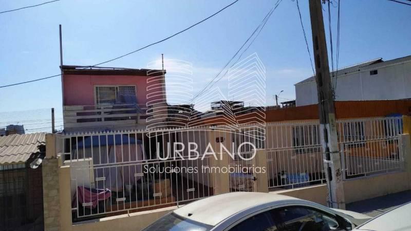 Casa 160mt2 entre Manuel Bulnes Orella y S. Allende
