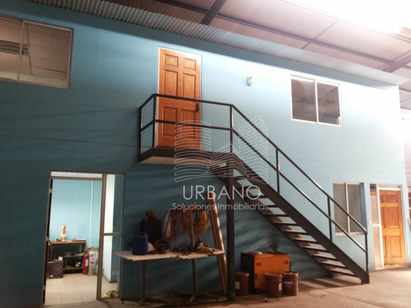 Galpon Sector Industrial 350 m2, Alto Hospicio
