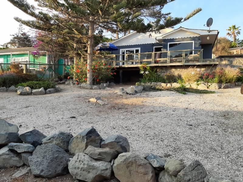 Casa sector península Tongoy