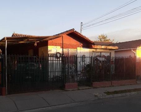 Vendo Casa Rancagua Sector Villa Florencia 3D 1B ampliada
