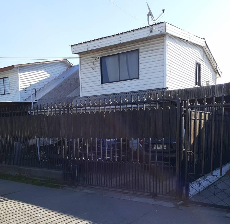 Vendo Casa con Patio Villa Teniente Rancagua