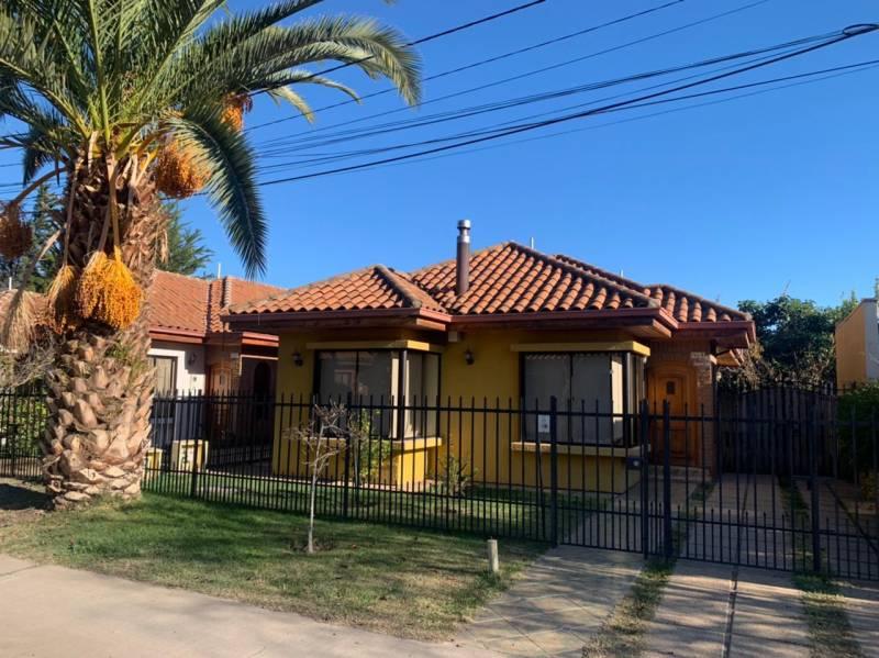 Vendo casa sector Carretera El Cobre Rancagua