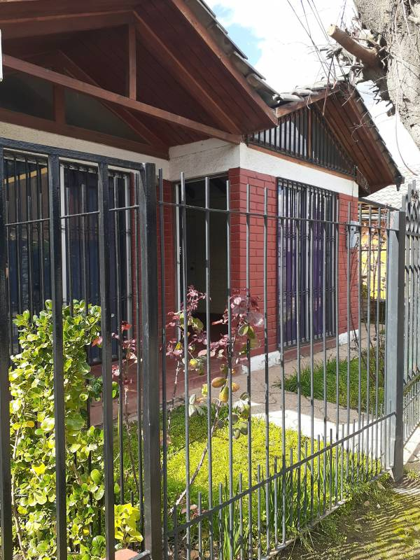 Vendo casa ampliada Rancagua sector Av San Joaquín 3D 1B