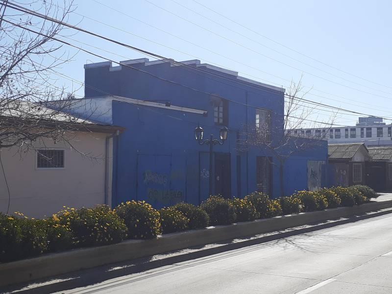 Vendo amplia casa comercial en Avenida de Rancagua