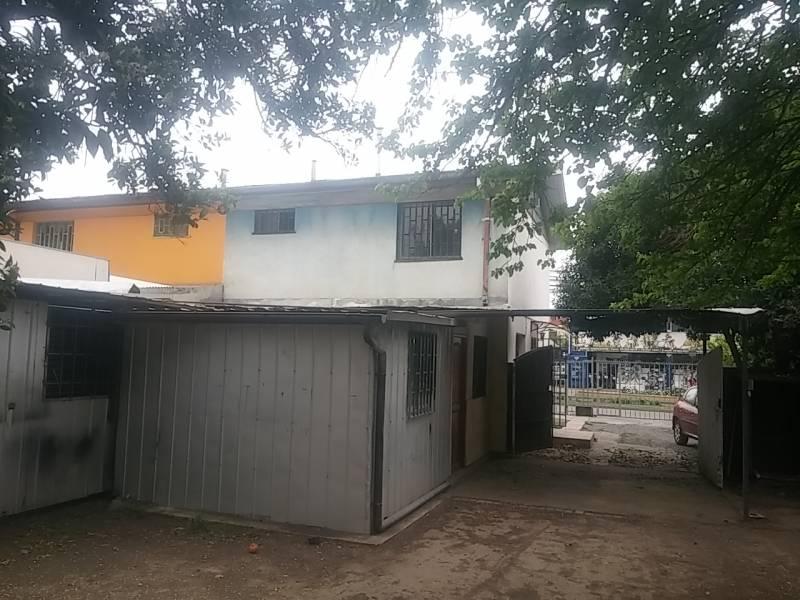 ARRIENDO CASA COMERCIAL EN AVENIDA RANCAGUA AMPLIA Y CENTRAL