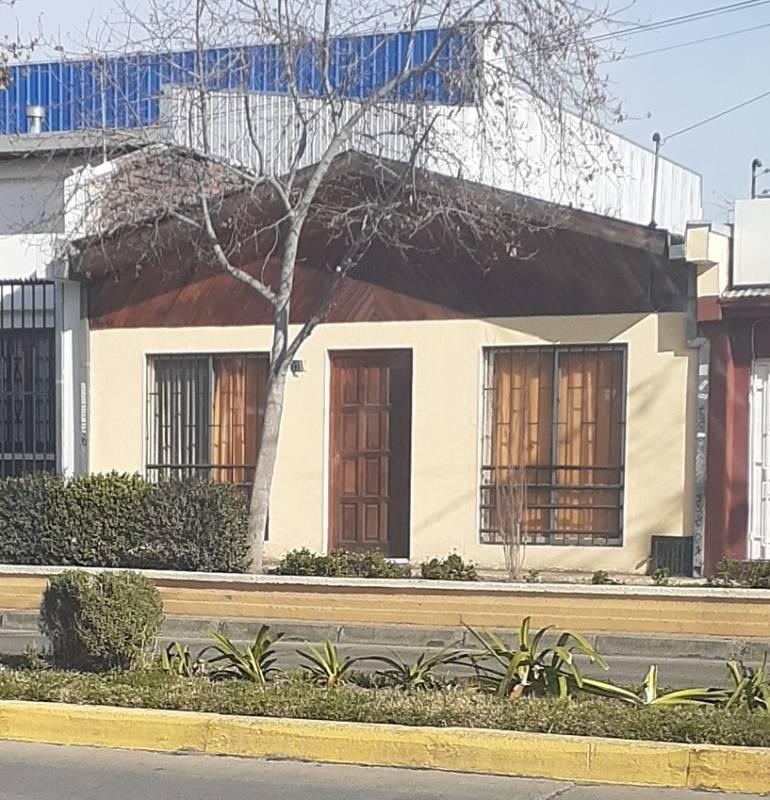 CASA RANCAGUA CENTRO EN AVENIDA APTA LOCAL U OFICINA