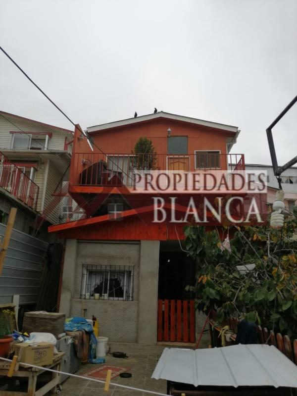 CASA INDEPENDIENTE DOS PISOS BARRIO O´HIGGINS SOLO CONTADO