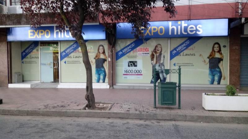 Local en inmejorable ubicación, calle Independencia; Linares