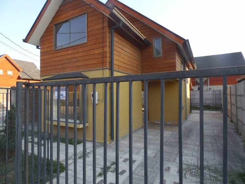 Atractiva casa, barrio consolidado, Los Portones de Linares.