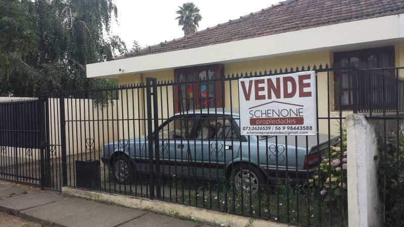 Atractiva propiedad en villa presidente ibañez