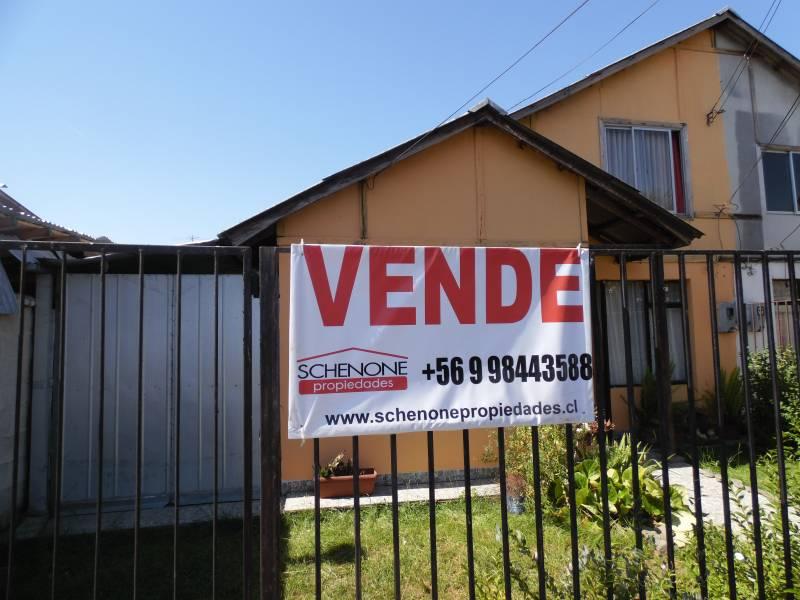 Villa Arauco, barrio consolidado, secor tranquilo.