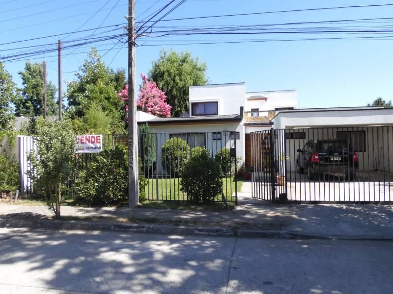 Hermosa casa en sector exclusivo de Linares