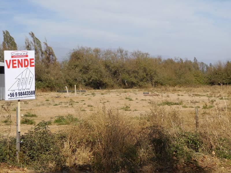 Cuatro exclusivas parcelas a orilla de Ruta L - 25