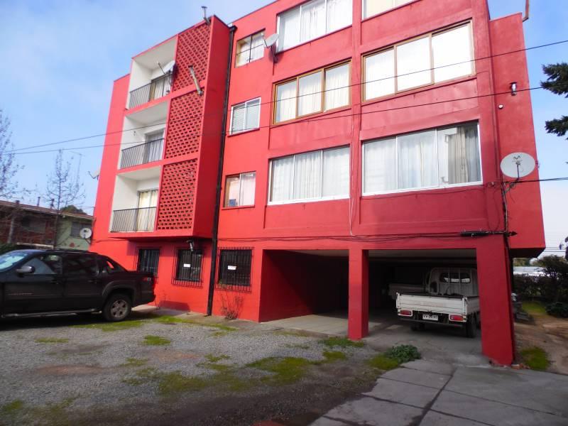 Amplio y centrico departamento en primer piso en Linares