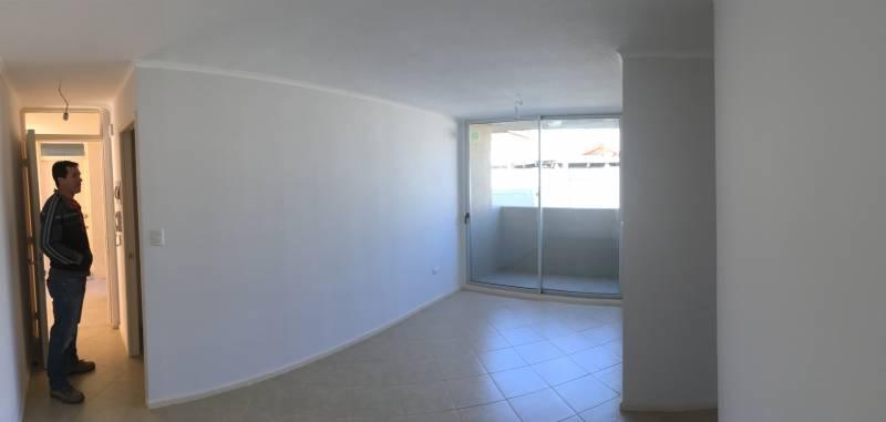 DEPARTAMENTO CONDOMINIO PARQUE LA FLORIDA, COMO NUEVO!