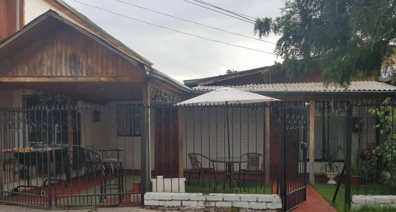 HERMOSA CASA SÓLIDA EN MAIPÚ.  SEGUNDA TRANSVERSAL/P. RIVERA