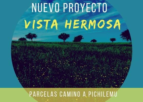 ¡REMATE! ¡HERMOSO PROYECTO CAMINO A PICHILEMU!