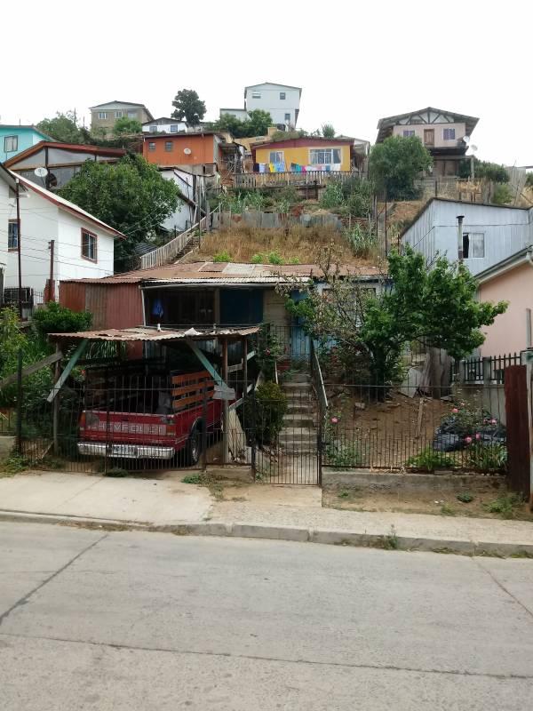 VENDO CASA EN CERRO SAN ROQUE VALPARAÌSO