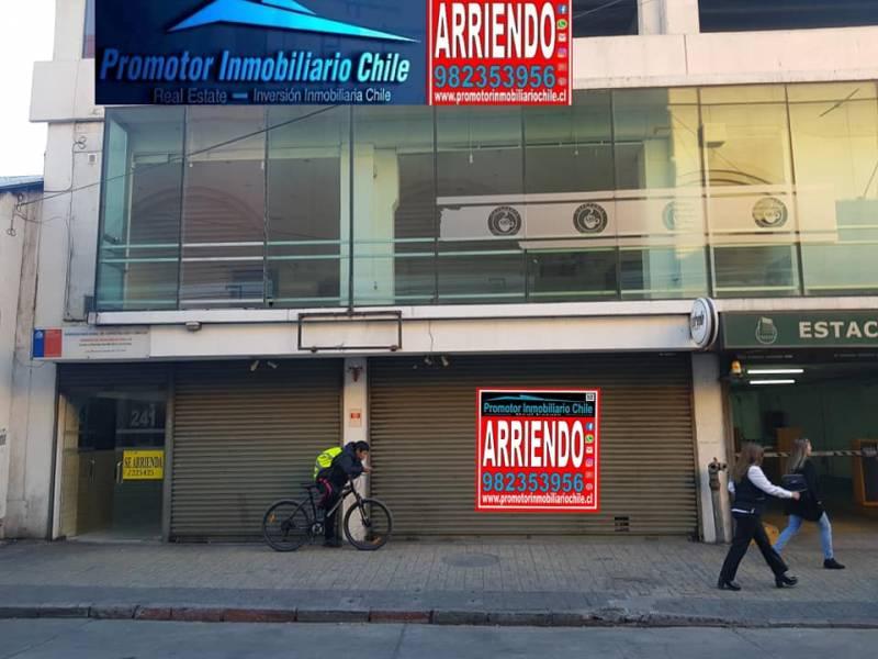 ARRIENDO LOCAL COMERCIAL EN RANCAGUA, SEXTA REGION
