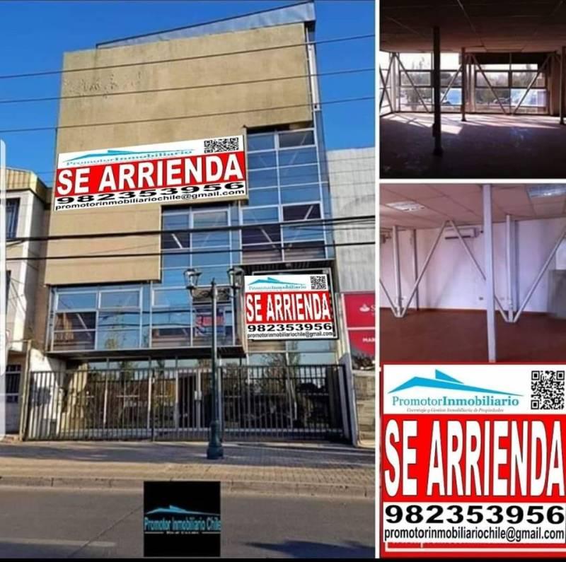 ARRIENDO EDIF COMERCIAL EN RANCAGUA, SEXTA REGION
