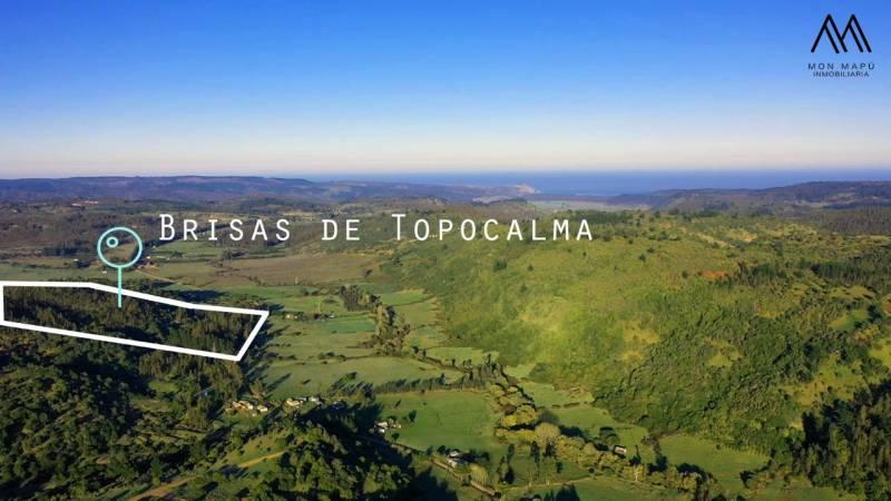 PARCELA DE AGRADO EN TOPOCALMA