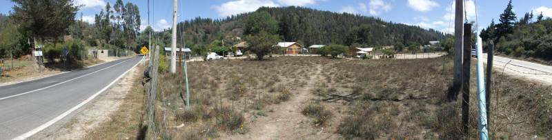 PASO HONDO CON CAMINO PITAMA