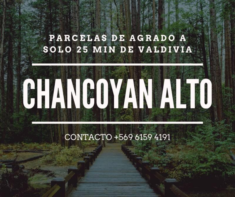 VENTA DE PARCELAS CHANCOYAN ALTO