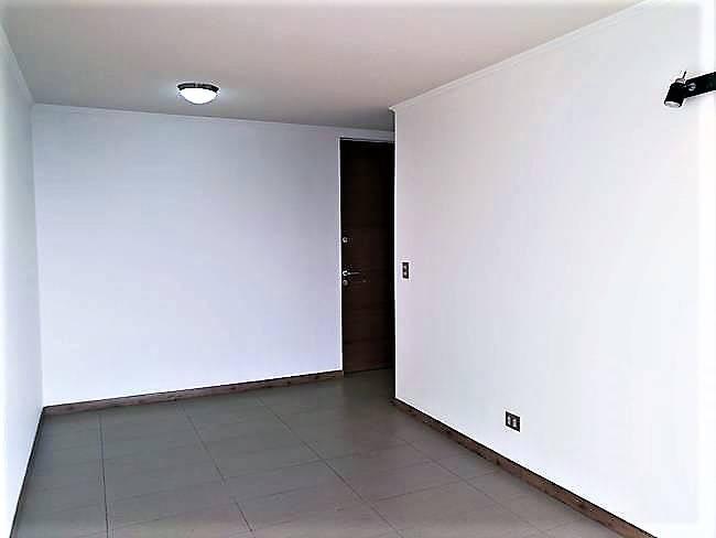 ARRIENDO DPTO., 3D, 2B Y ESTAC., SANTIAGO