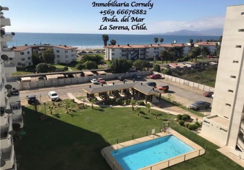 ARRIENDO DEPARTAMENTO CON VISTA AL MAR CORNELY 1