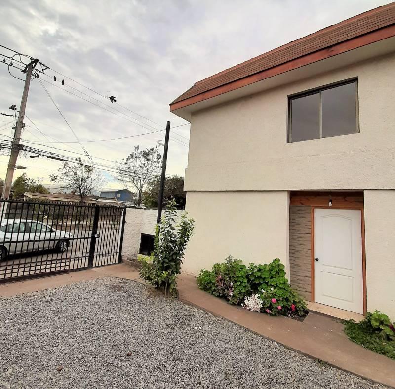 Casa en Condominio Nuevo Macul
