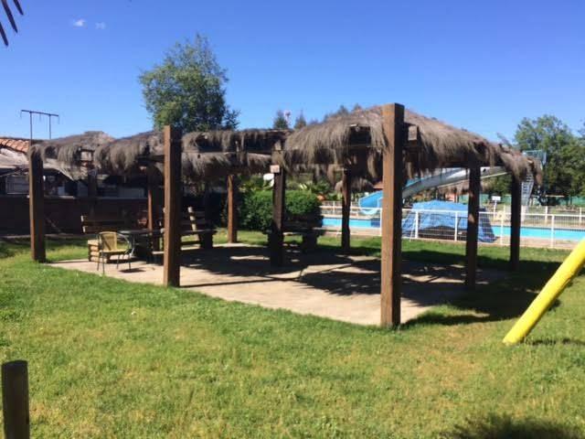 Se vende proyecto cabañas turismo Chacahuin Linares