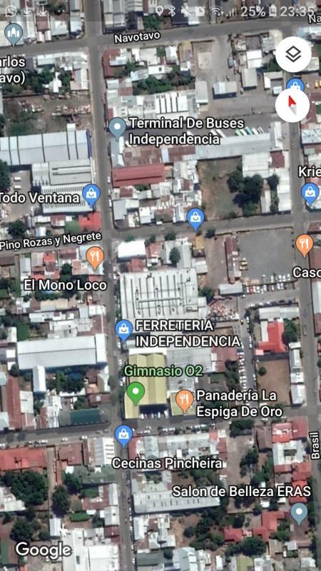 TERRENO CENTRAL, SAN CARLOS