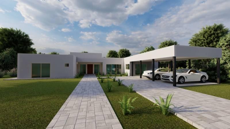 Exclusivo Proyecto Agro residencial Parcelas con casa