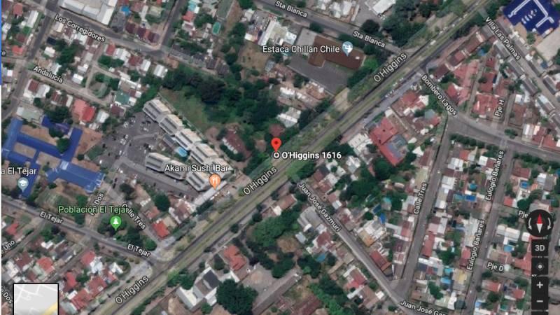 4300 M2 FRENTE AL NUEVO HOSPITAL REGIONAL DE ÑUBLE