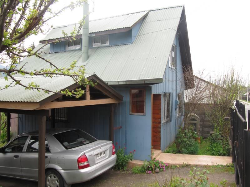 2 Casas, sector urbano Antuco