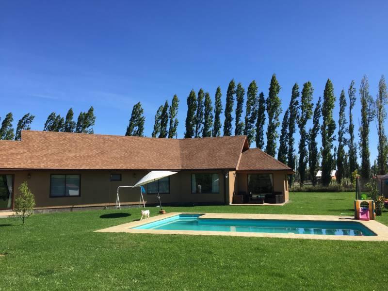 Casa con Quincho y piscina en Alamedas San Francisco